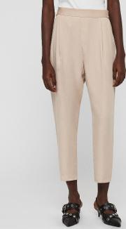 Alva Tapered High Rise Trousers
