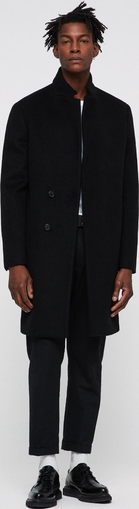 world-wide selection of latest sale 2020 allsaints Dowth Coat | Obsessory