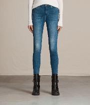 Eve Skinny Ankle Jeans