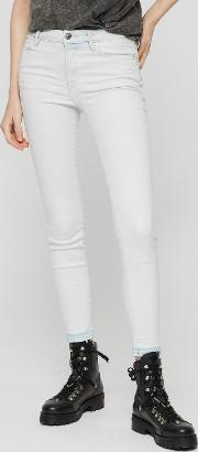Grace Cropped Skinny Jeans