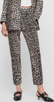 Neve Leppo Tapered Mid Rise Trousers