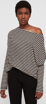 Rita Stripe T Shirt