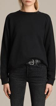Yara Laced Sweatshirt