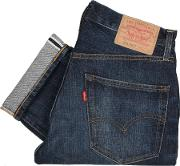Vintage 1967 505 Jeans Blue Shadow
