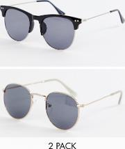 Two Pack Sunglasses