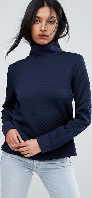 Invite Roll Neck Jumper