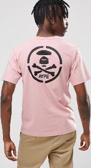 Aape By  Bathing   Shirt With Back Print