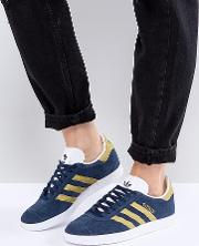 Originals Gazelle Trainers  Collegiate Navy
