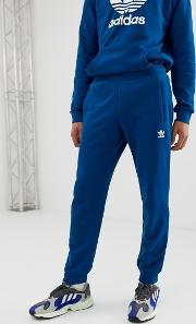 Joggers With Trefoil Logo