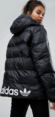 Originals Oversized Padded Jacket With Hood