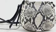 Mini Snake Cross Body