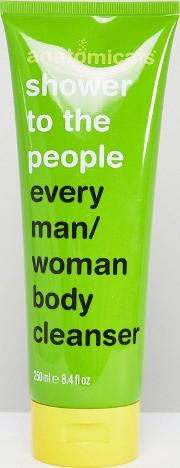 shower to the people lime  gel 250ml