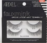 Faux Mink Lashes 811 Twin Pack