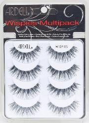 lashes multipack wispies x4