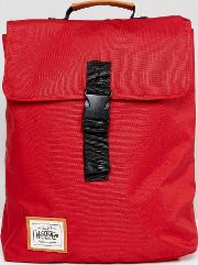 Clip Backpack In Red