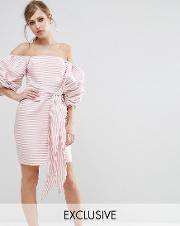 exclsuive candy mind dress