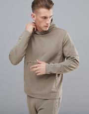 Sweatshirt With Cut & Sew