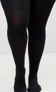 asos design curve 120 denier tights