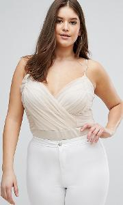 Cami Body With Corset Detail