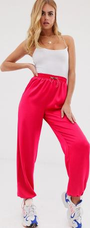 Clean Silky Cargo Pant