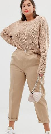 Curve Chino Trousers