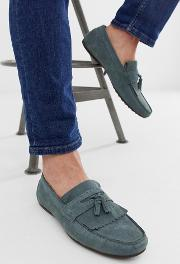 Driving Shoes Suede