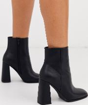 Ending Heeled Ankle Boots