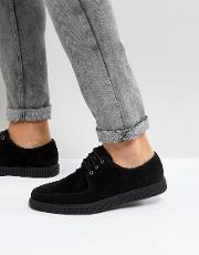 Lace Up Creeper Shoes