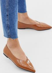 Lift High Vamp Ballet Flats