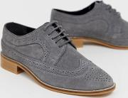 Mai Tai Leather Brogues