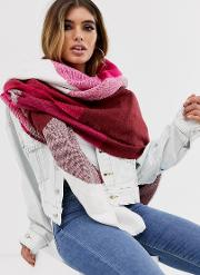 Oversized Square Scarf