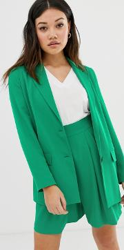 Pop Soft Suit Blazer