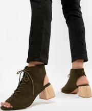 Rascal Lace Up Shoe Boots