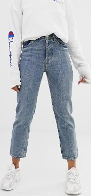 Recycled Florence Authentic Straight Leg Jeans