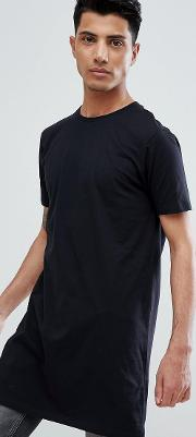 design super longline t shirt