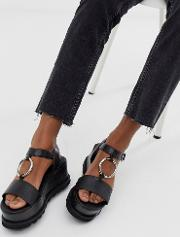 Talitha Chunky Ring Flatforms
