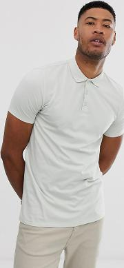 Tall Jersey Polo