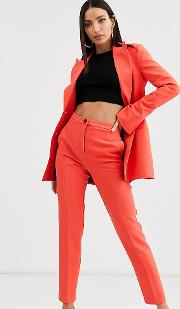 Tall Pop Slim Suit Trousers