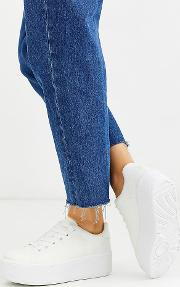 Wide Fit Dreamer Flatform Chunky Trainers