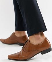 Wide Fit Oxford Shoes