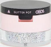Make Up Dual Glitter Pot