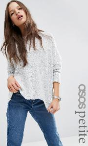 jumper in boucle