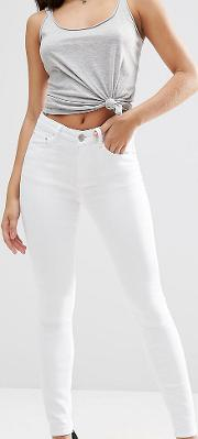 Ridley Skinny Jeans  White