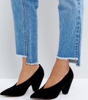 Shiraz Pointed Heels
