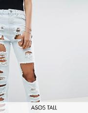 original mom jeans  harrow wash with extreme super busts