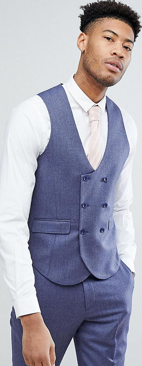 3fe65d8ac4a546 Shop Double Breasted Waistcoat for Men - Obsessory