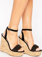 Tobago High Wedges