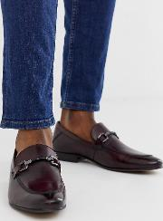 Wide Fit Soprano Bar Loafers