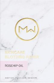 Mai Couture Blotting Paper Rose Hip Oil 60 Sheets