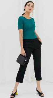 Cropped Chino A Casual Fit